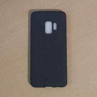 Husa TPU Flash Oil pentru Samsung S9, Negru