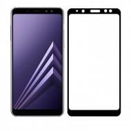 Folie sticla 3D Samsung J4 plus - negru