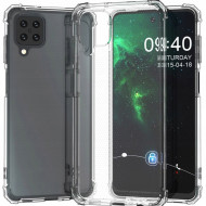 Anti Shock 1,5mm case for Samsung A42 5G transparent