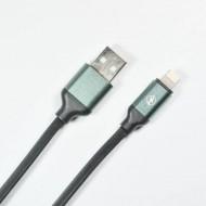 Cablu de date iPhone HQ 1.2m 2Ah - Negru