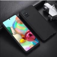 Husa 360 pentru Samsung A31 - Negru