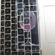 Husa liquid wine Samsung S8 - Pink
