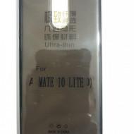 Husa silicon slim Huawei Mate 10 lite - fumuriu