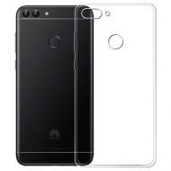 Husa silicon slim Huawei P Smart - 2 culori