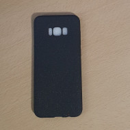Husa TPU Flash Oil pentru Samsung S8 Plus, Negru