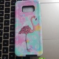 Husa Embossed Samsung S8 model 1