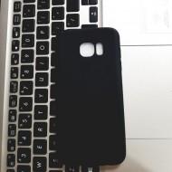 Husa silicon slim mat Samsung S7 edge