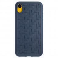 Husa TPU Hoco iPhone XR (6.1) albastru