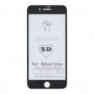 Sticla Securizata 5d Full Screen 2mm (full Glue) iPhone 6+/6S+ - 2 culori