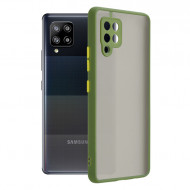 Techsuit - Chroma - Samsung Galaxy A42 5G - Light Green