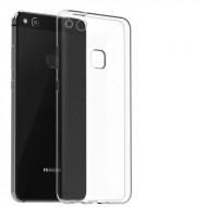 Silicon slim Huawei P8 transparent