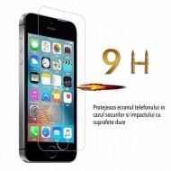 Folie de sticla 0.26 mm pentru iPhone 5/5S/SE - Tempered Glass -
