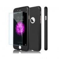 Husa 360 Iphone 7 plus - Negru