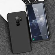 Husa 360 pentru Samsung S9 - Folie din PET - Negru