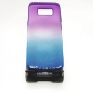 HUSA FORCELL OMBRE SAMSUNG GALAXY S8 (G950), PURPLE-BLUE