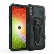 Husa Mech Warrior Samsung Galaxy A12 Green