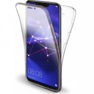 Husa silicon 360 fata + spate pentru Huawei Mate 20 Lite