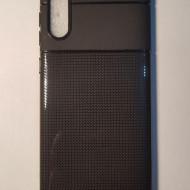 Husa Tech Triangle Pattern Soft TPU Samsung A50 / A50s / A30s