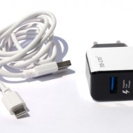 Incarcator retea USB  Tip C - USB TD-FT22