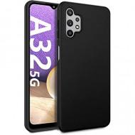 Matt TPU case for Samsung A32 5G Black