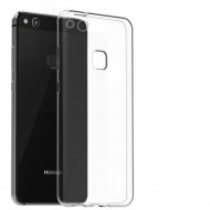 Silicon slim Huawei P8 transparent