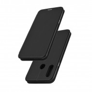 Techsuit - Magnet Book - Samsung Galaxy A20S - Black