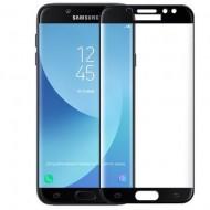 Folie sticla full screen Samsung J3 2017 - 2 culori