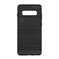 Carbon Black case for Samsung S10