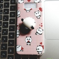 Husa Animal 4d Panda Samsung Galaxy S8