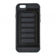 Husa Defender 3 iPhone 6 Plus - Negru