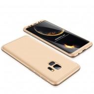 Husa GKK Samsung A8 2018 / A530 - Gold