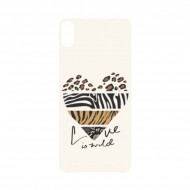 Husa IMD Design Case Samsung A12 Animal print 01