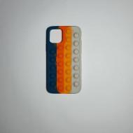 Husa Pop It! pentru iPhone 11 Pro, antisoc