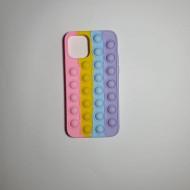 Husa Pop It! pentru iPhone 12/ 12 Pro, antisoc - 1