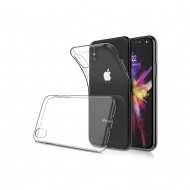 Husa silicon ultraslim Iphone 6 Plus/ 6s Plus - transparent