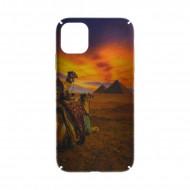 Husa Slim PC fosforescenta iPhone 11 Pro Max, Desert