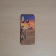 Husa Slim PC fosforescenta Samsung A50, Desert