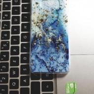 Husa TPU + acryl Marble Samsung S8 - model 3