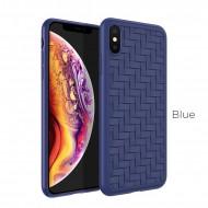 Husa TPU Hoco IPhone XS Max (6.5) albastru