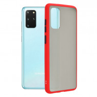 Techsuit - Chroma - Samsung Galaxy S20 Plus - Bright Red