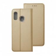 Techsuit - Smart Book - Samsung Galaxy A20e - Gold