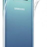 Husa silicon slim Samsung S10 transparent