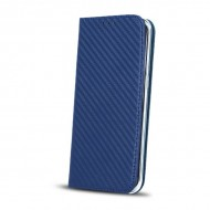 HUSA CARTE SMART MAGNET CARBON IPHONE 6 / 6S, DARK BLUE