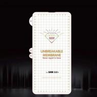 Folie Pet 3 Step Unbreakable Curbata Samsung S8 Plus (G955) / S9 Plus (G965), Transparent