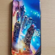 Husa 3D iPhone X / XS model 3