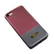 Husa Dot-Pot TPU (cu ambalaj) Apple Iphone 6/6S, Gold, Purpuriu