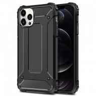 Husa Hybrid Armor - iPhone 12 / 12 Pro - Black
