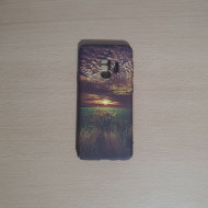 Husa Slim PC fosforescenta Samsung S9