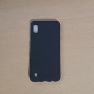 Husa TPU Flash Oil pentru Samsung A10, Negru