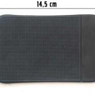 Banda antialunecare pentru bordul masinii 14x9 cm